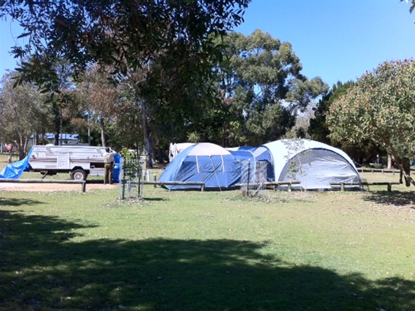 Amity Point Camping Ground - QLD Tourism