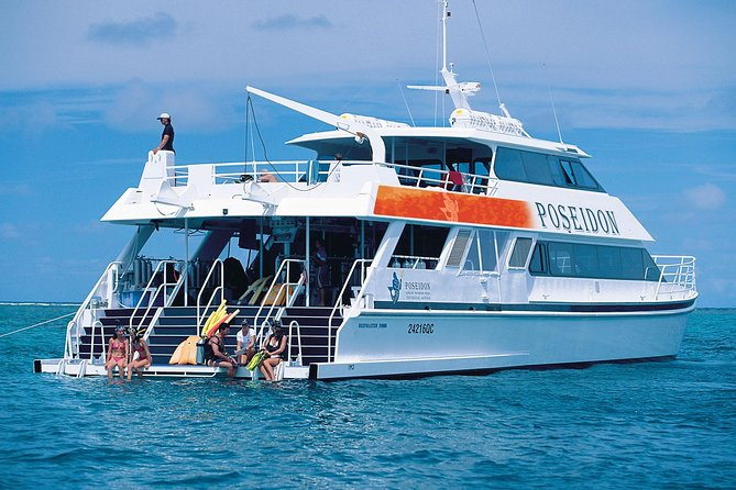 Poseidon Outer Great Barrier Reef Snorkeling and Diving Cruise from Port Douglas - QLD Tourism