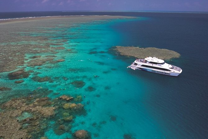 Silversonic Outer Great Barrier Reef Dive and Snorkel Cruise from Port Douglas - QLD Tourism