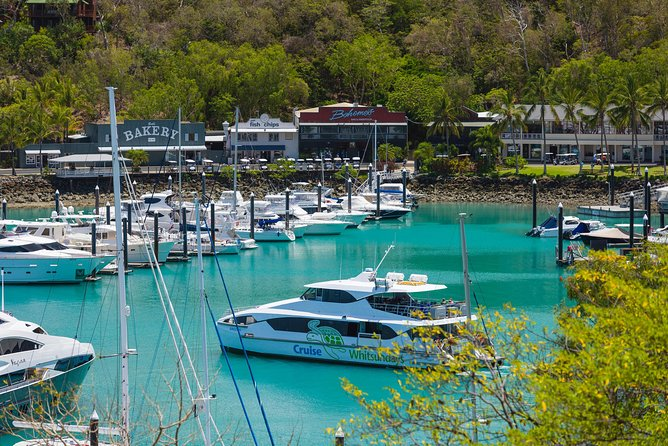Whitsunday Islands Hopper Pass - QLD Tourism