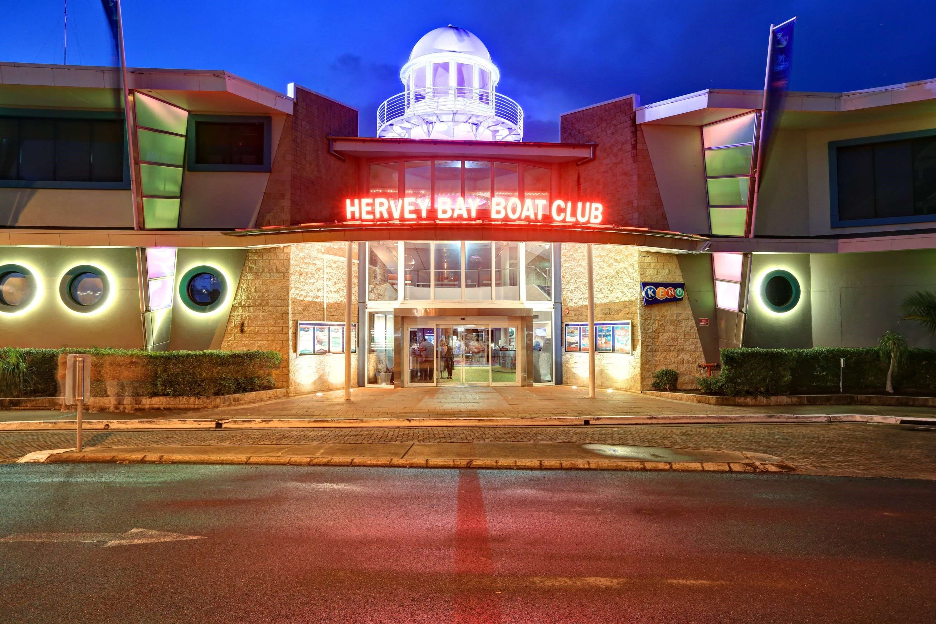 Hervey Bay Boat Club - QLD Tourism