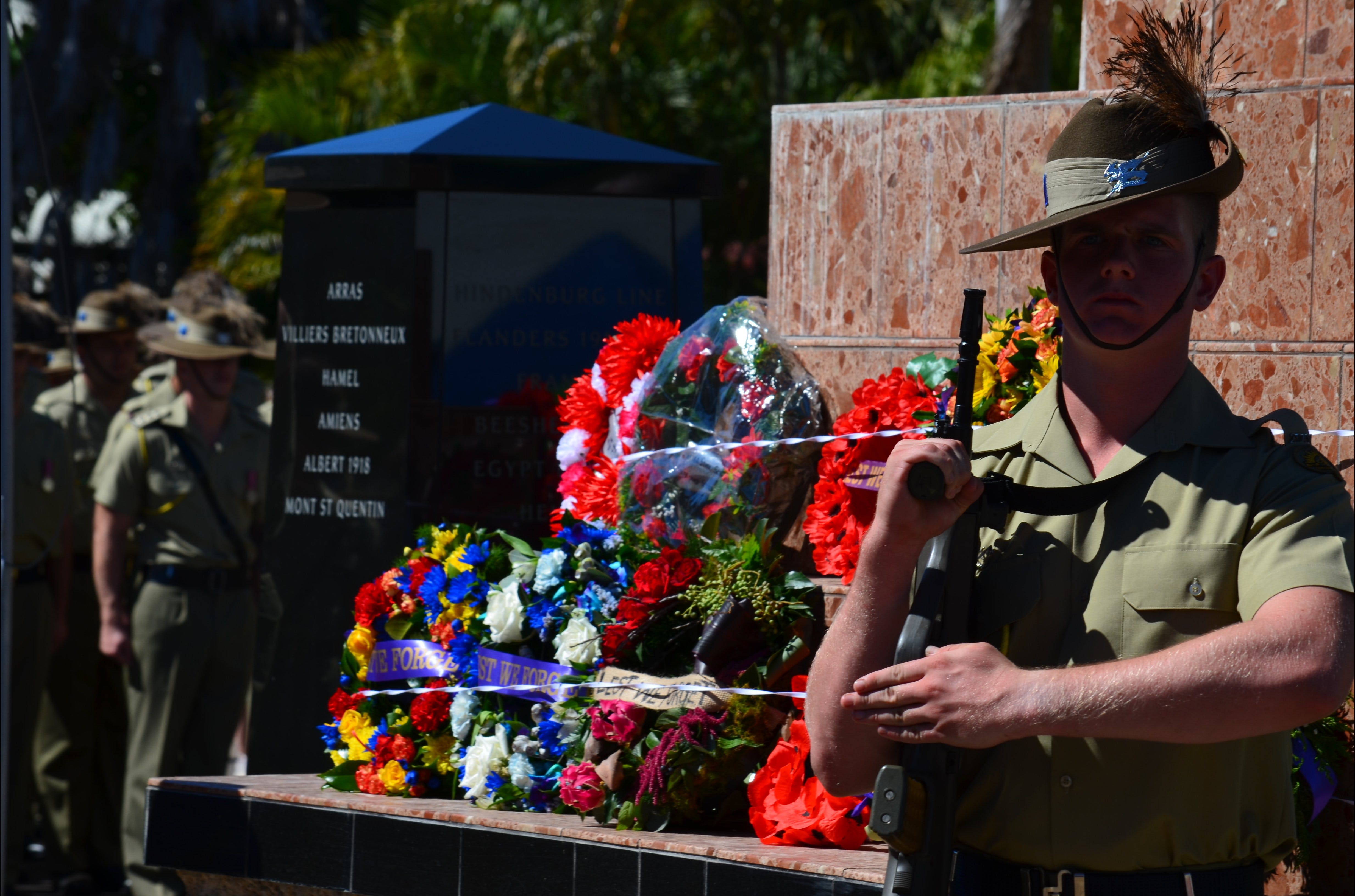Anzac Day Charters Towers - QLD Tourism