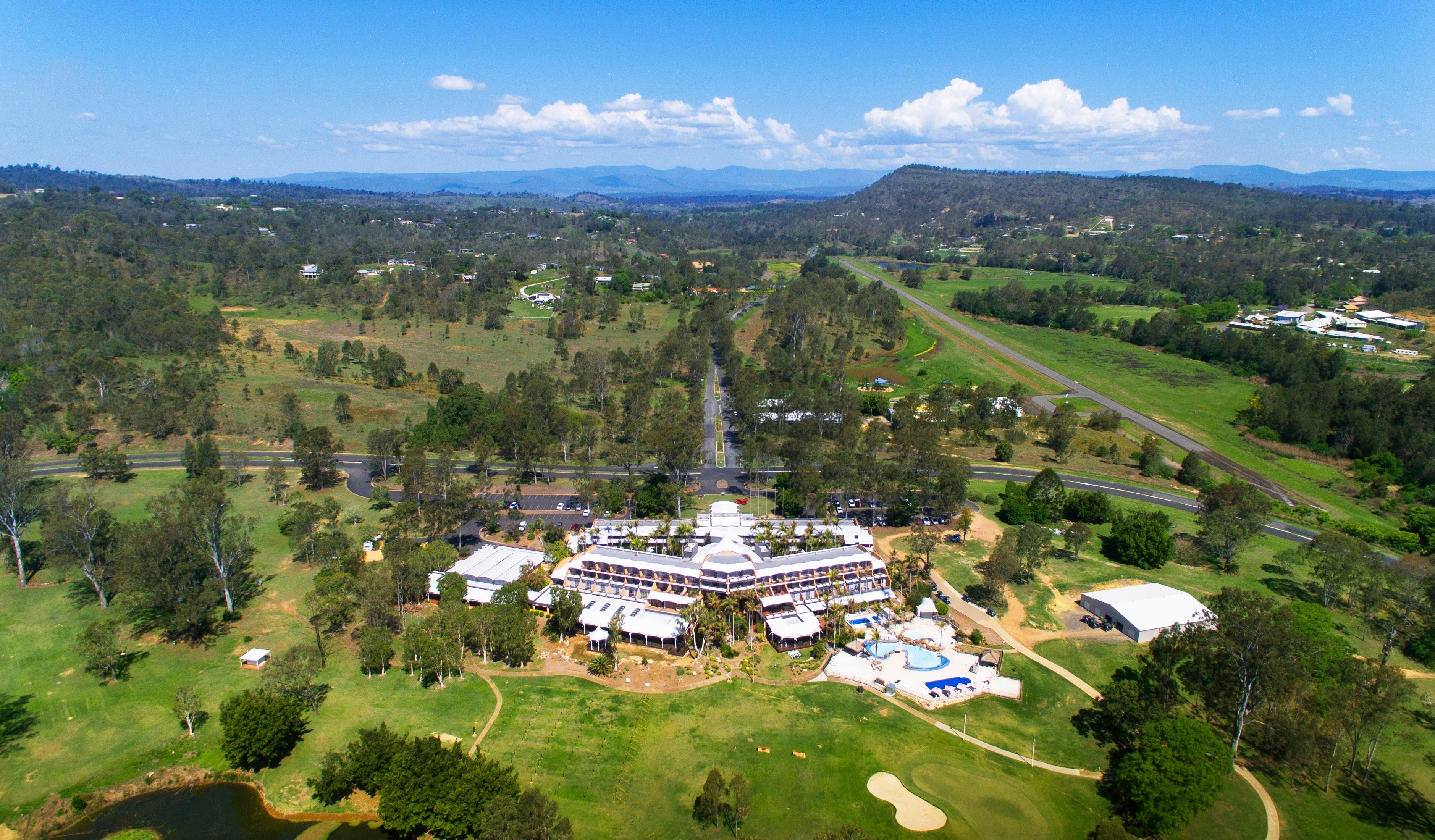 Christmas In July at The Kooralbyn ValleyResort - QLD Tourism