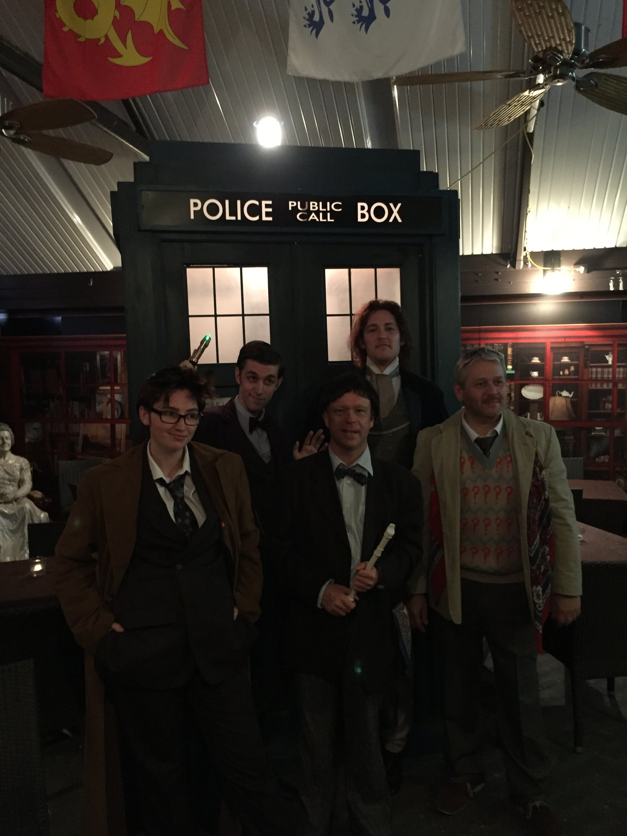 Dr Who Quiz Night - QLD Tourism