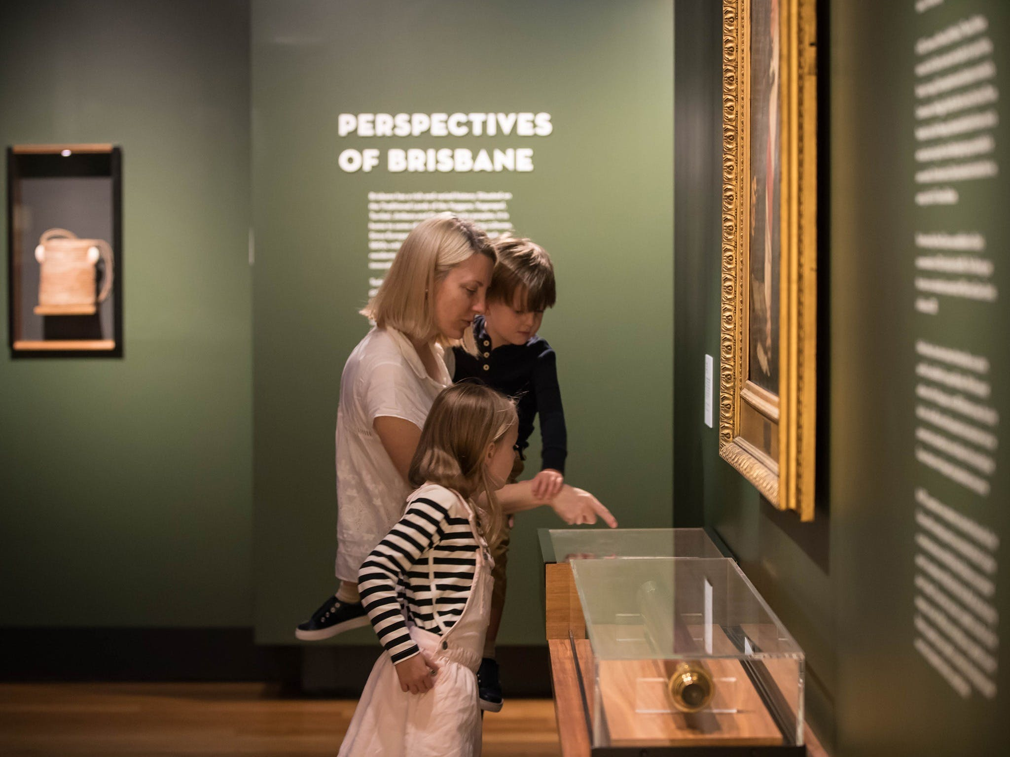 Perspectives of Brisbane - QLD Tourism
