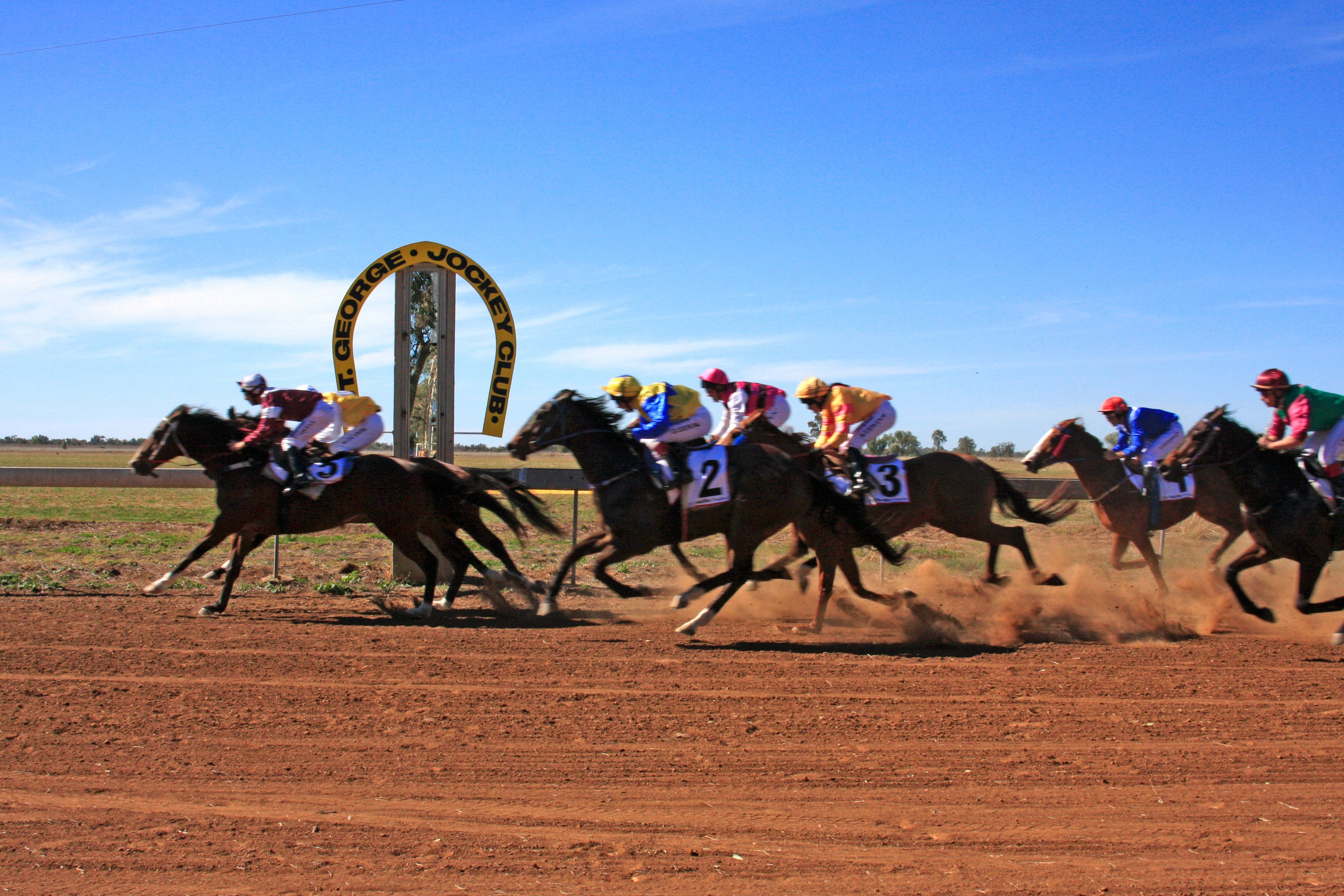 St George Cup Race - QLD Tourism