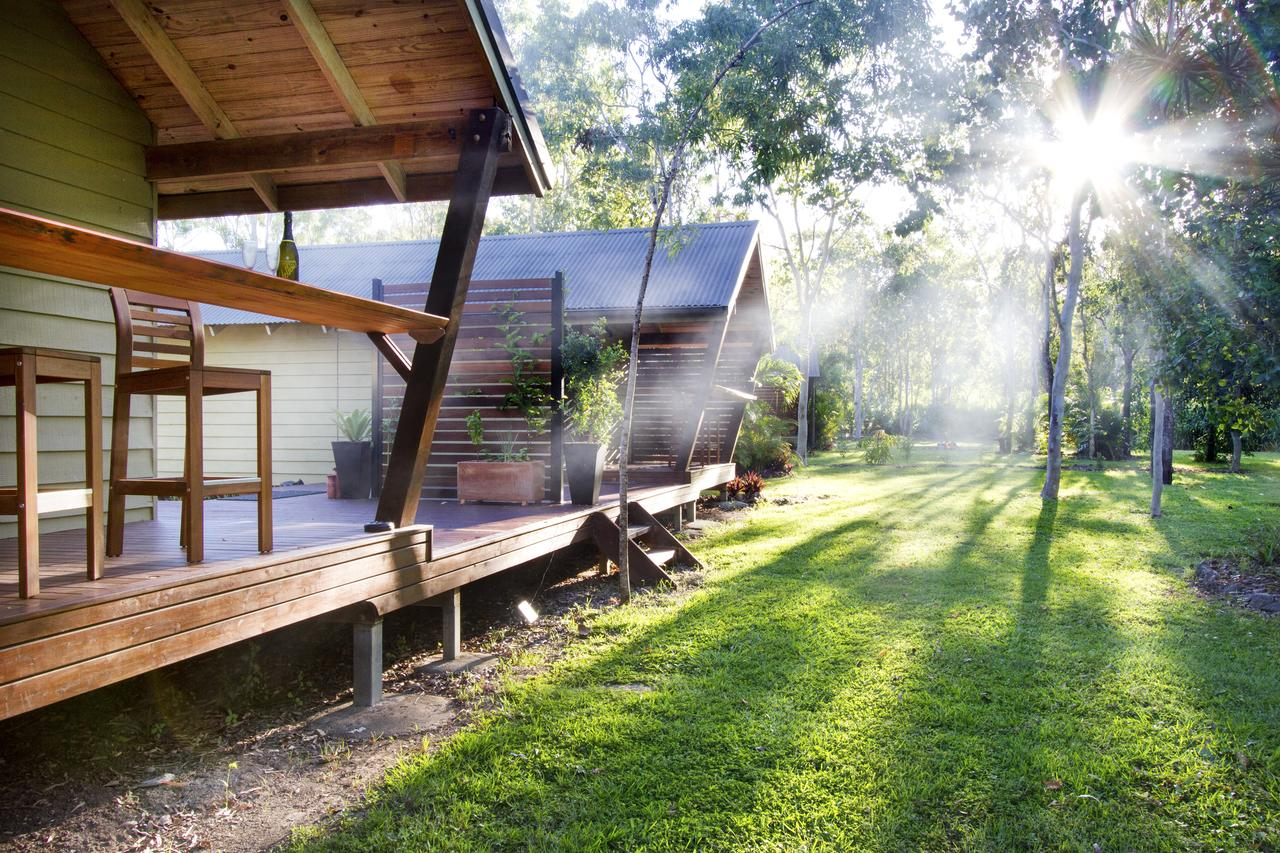 Airlie Beach Eco Cabins - QLD Tourism