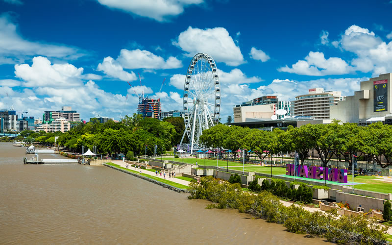 Brisbane QLD Tourism