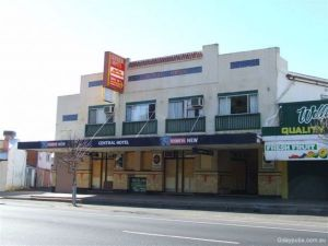 The Central Hotel - QLD Tourism