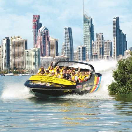Paradise Jetboating - QLD Tourism