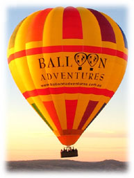 Balloon Adventures Barossa Valley - QLD Tourism