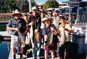 Sea Master Fishing Charters - QLD Tourism