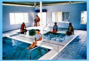 Innot Hot Springs Leisure  Health Park - QLD Tourism