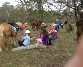 The Saddle Camp - QLD Tourism
