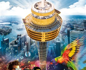 Sydney Tower Eye - QLD Tourism