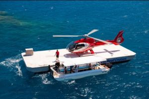 GBR Helicopters - QLD Tourism