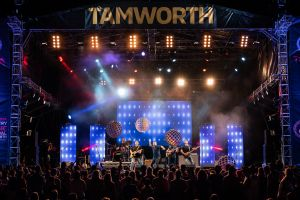Toyota Country Music Festival Tamworth - QLD Tourism